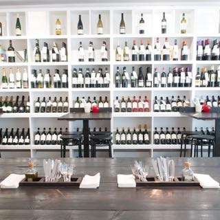 Wine selection, Ten Green Bottles, Brighton